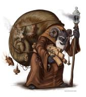bald beard character fantasy horns male old robe scroll snail sorcerer spellcaster staff tiefling white_hair wizard // 600x675 // 56.7KB